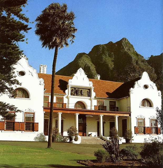 Groote Schuur, Cape Town, South Africa.