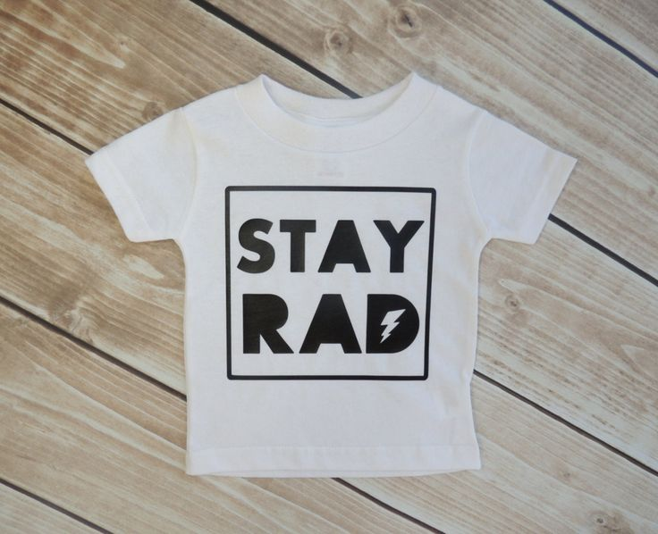 toddler boy, baby boy, hipster clothing, stay rad, hipster baby boy, trendy baby boy, graphic tee, trendy kids clothes, hipster shirt funny t shirts