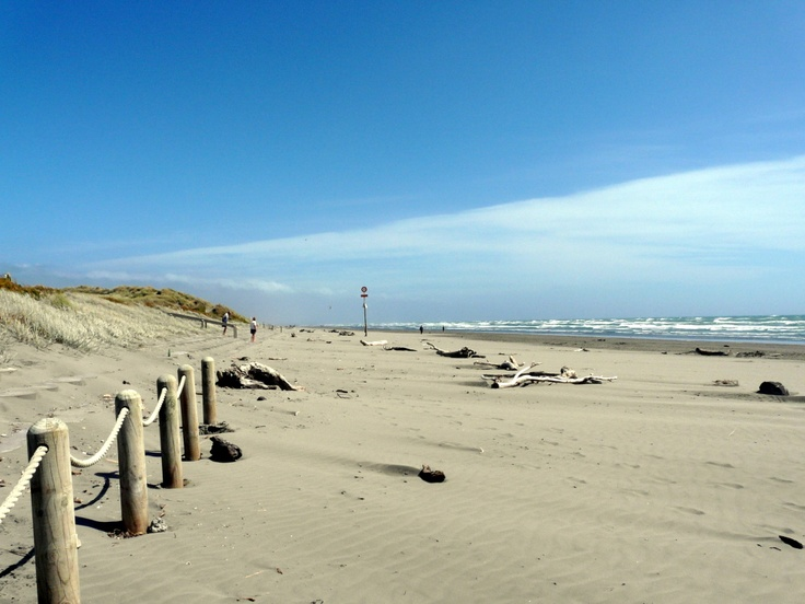 Foxton Beach, Manawatu
