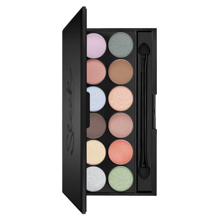 i-Divine Eyeshadow Palette in Nordic Skies