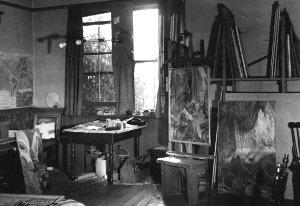 emily carr's studio