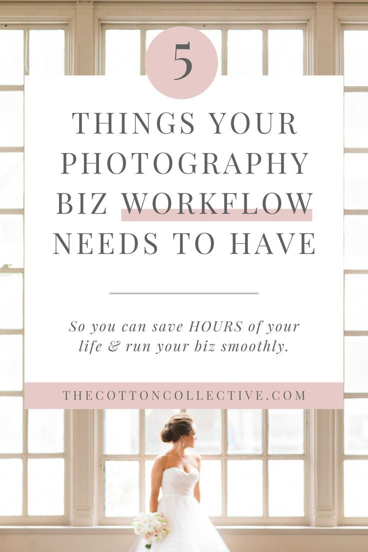 5 Things You Need In Your Photography Business Workflow Wedding Photography Tips Wedding Photographer Business Photography Business Plan