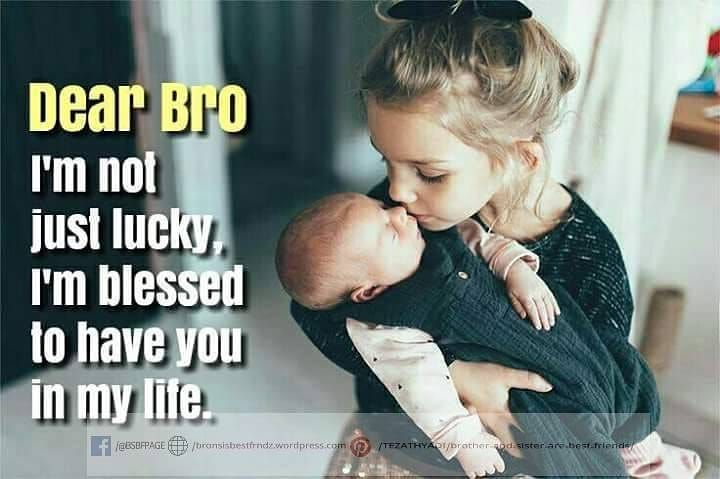 Tag Mention Share With Your Brother And Sister Brotherandsister Bro Brother Brotherlyl Sister Quotes Brother Birthday Quotes Little Brother Quotes