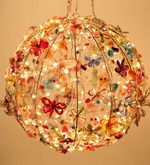 Buy Enchanting Garden Light- Moyen - 15 inch by Kanhai online from Pepperfry. ?Exclusive Offers ?Free Shipping ?EMI Available