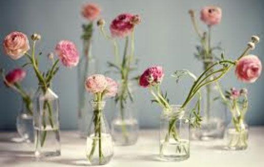 blommor - dukning