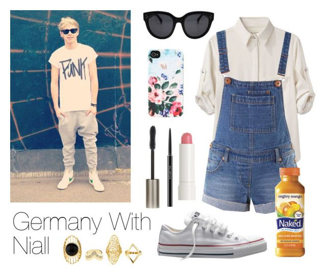 """Germany With Niall"" by onedirection-outfits1d ❤ liked on Polyvore featuring rag & bone, Converse, Ilia, Korres, Free People, CÉLINE, shu uemura and MANGO"