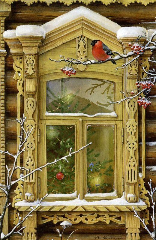 """Лида-Студия """"Русские окна""""..."""