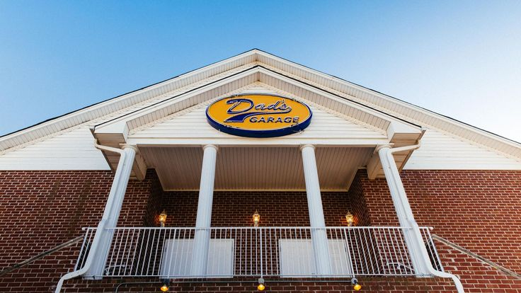 Call it divine intervention: Atlanta comedy club Dad's Garage has made the…