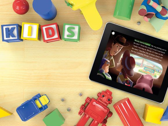 Geek Squad's Agent Goulding gives us his guide to iPad apps for kids, which should help to keep your tiny tearaways occupied for a few precious hours, while you get on with things.