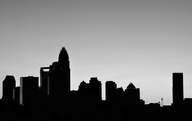 Charlotte Nc Skyline Silhouette Google Search