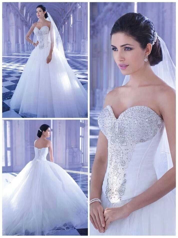 Mejores 161 imágenes de The dress en Pinterest   Vestidos de boda ...