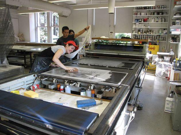 LeRoy Neiman Center for Print Studies