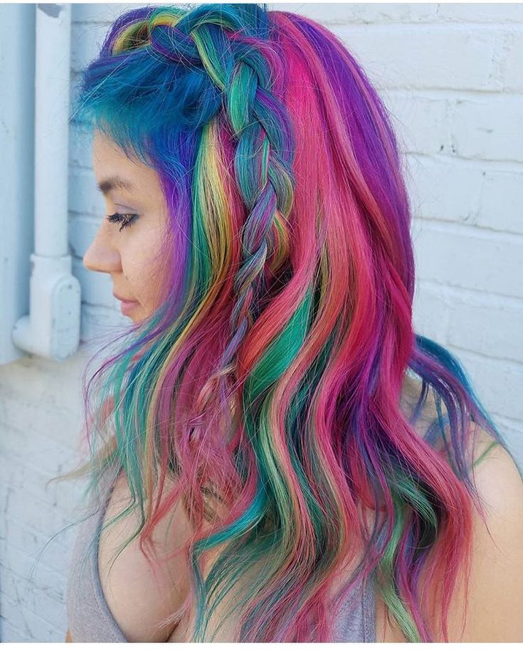 Best 4762 Hair Images On Pinterest Hair And Beauty Blue Hair Guy Tang And Dyed Hair