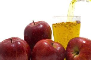 Drink plenty of apple juice as a preparation to passing gallstones naturally.