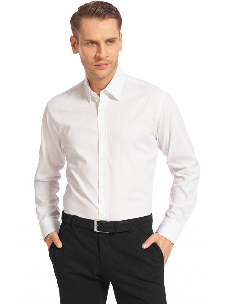 Biała koszula męska Wólczanka 129.90 - wolczanka.com.pl - Wolczanka.com.pl sklep internetowy