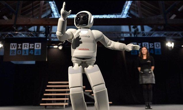Could 2015 be the year of domestic robots and 3D printed food?