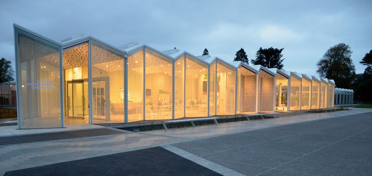 christchurch botanic gardens visitor centre