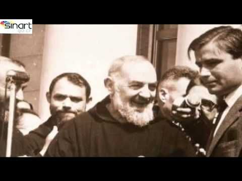 Padre Pio - Rare Footage - YouTube