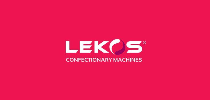 Lekos Logo Design