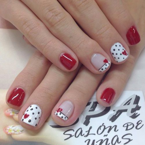 36 Best Valentine's Day Nails To Inspire You