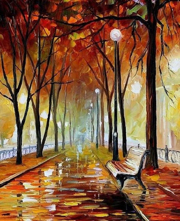 40 Simple And Easy Landscape Painting Ideas For Beginners Landscape Paintings Landscape Paintings Acrylic Easy Landscape Paintings