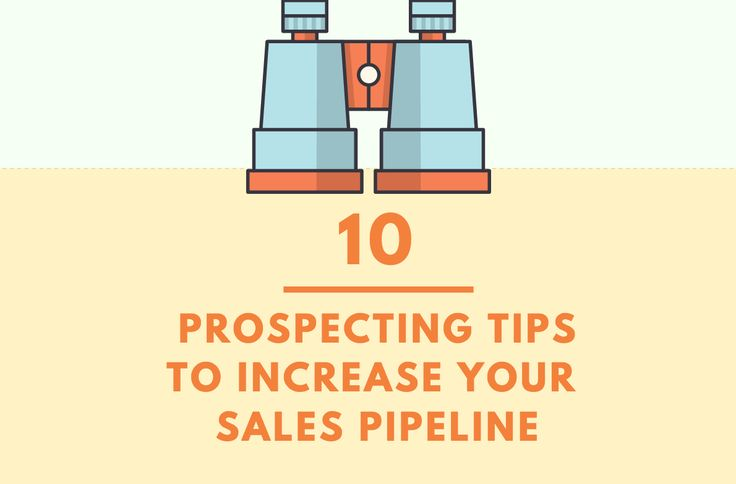 A healthy pipeline is good for business. Read more to find some of the actionable sales prospecting tips from top startup leaders.