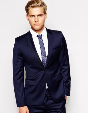 HUGO by Hugo Boss Suit with 2 Button
