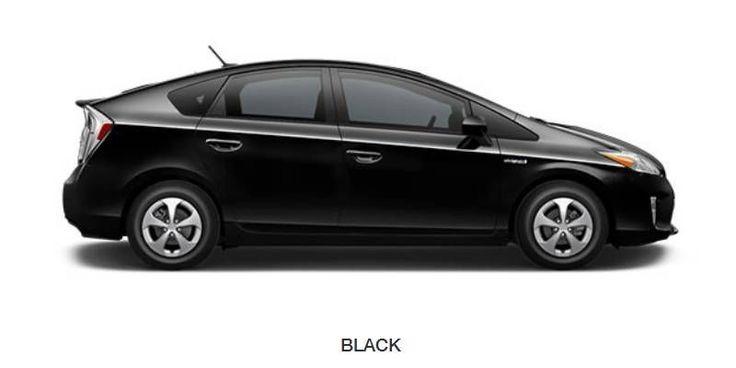 Toyota Prius 2015 Black