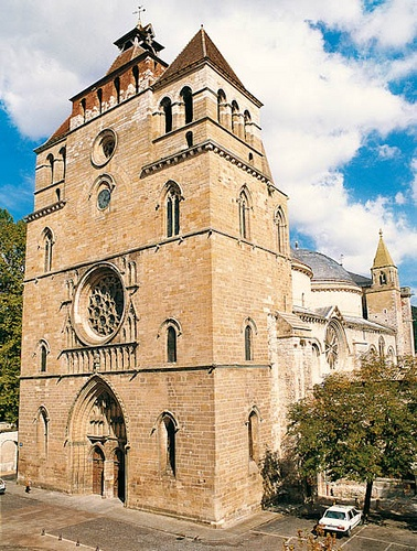25 best cath drale saint etienne images on pinterest frances o 39 connor gothic architecture and - Cathedrale saint etienne de cahors ...