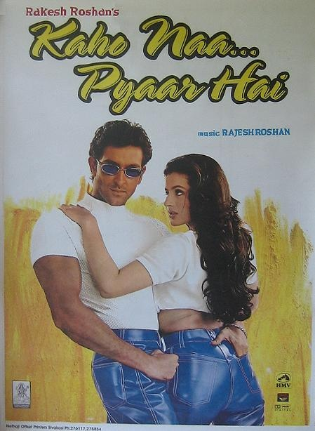 Kaho Naa Pyaar Hai -   January 14, 2000