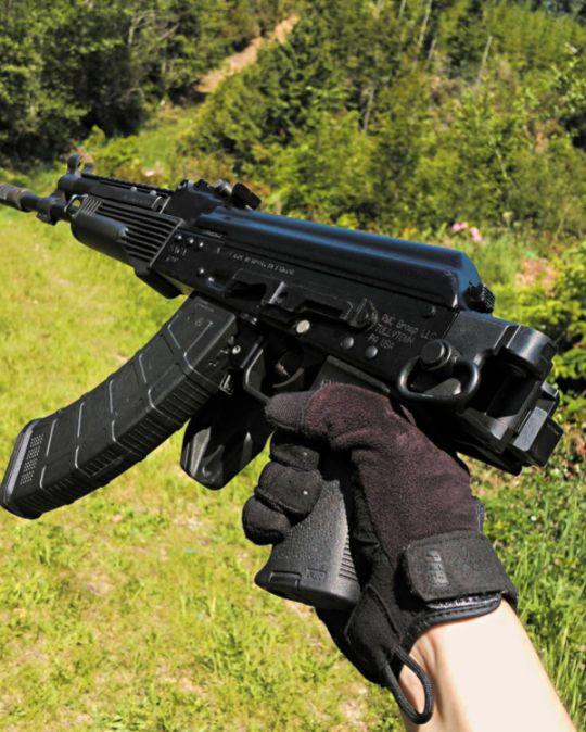 Tactical Squad Ak Pistol w/ folding stock