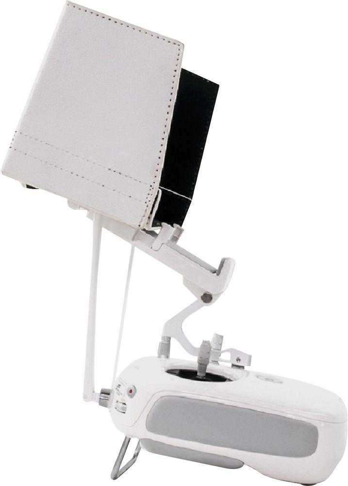 PolarPro - SunShade Mobile Monitor Hood for DJI Drone Remote Controllers - White, SUNSH-MP
