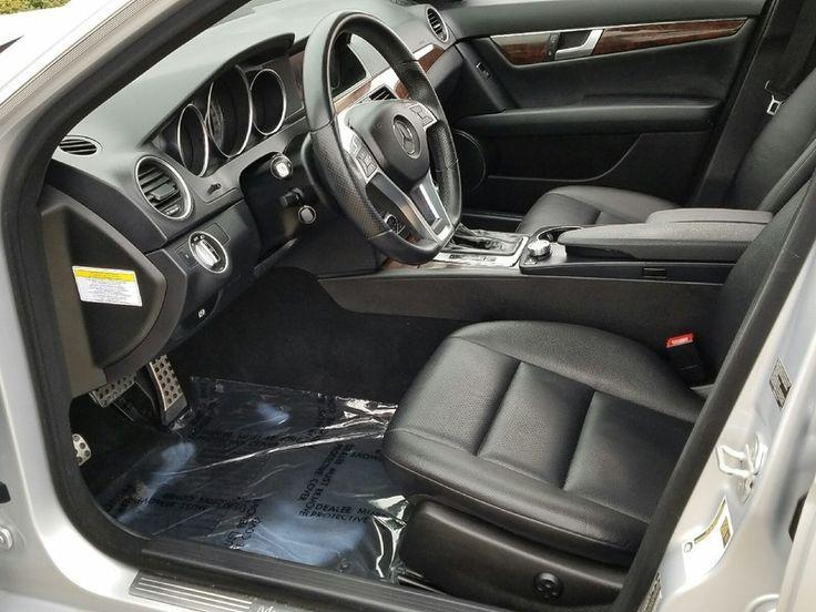 2013 Mercedes-Benz C-Class C300 Sedan