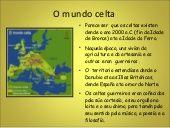 O mundo Celta