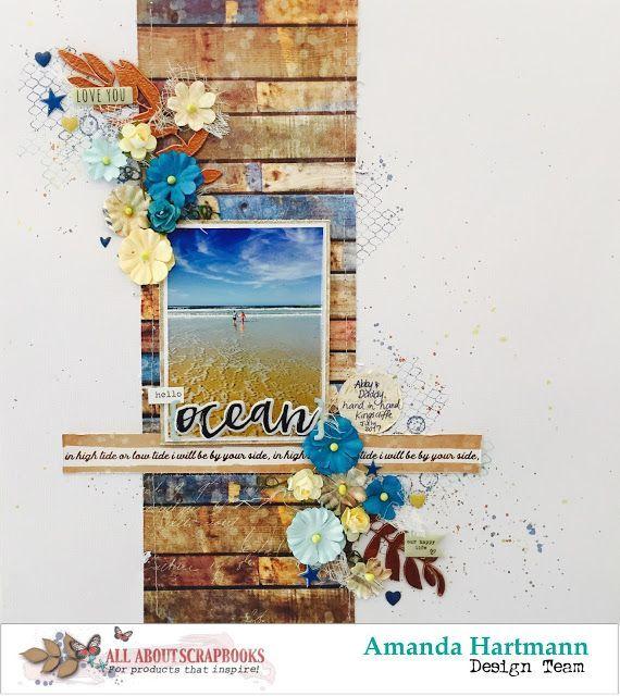 """""""Hello Ocean"""", by Amanda H"""