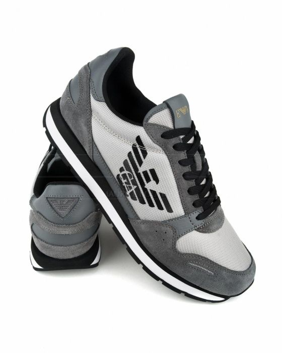 premium selection 5ae4b 6c9db Zapatillas Armani Exchange - Azul   Royal en 2019   Calzado   Pinterest    Adidas sneakers, Timberlands shoes y Sneakers fashion