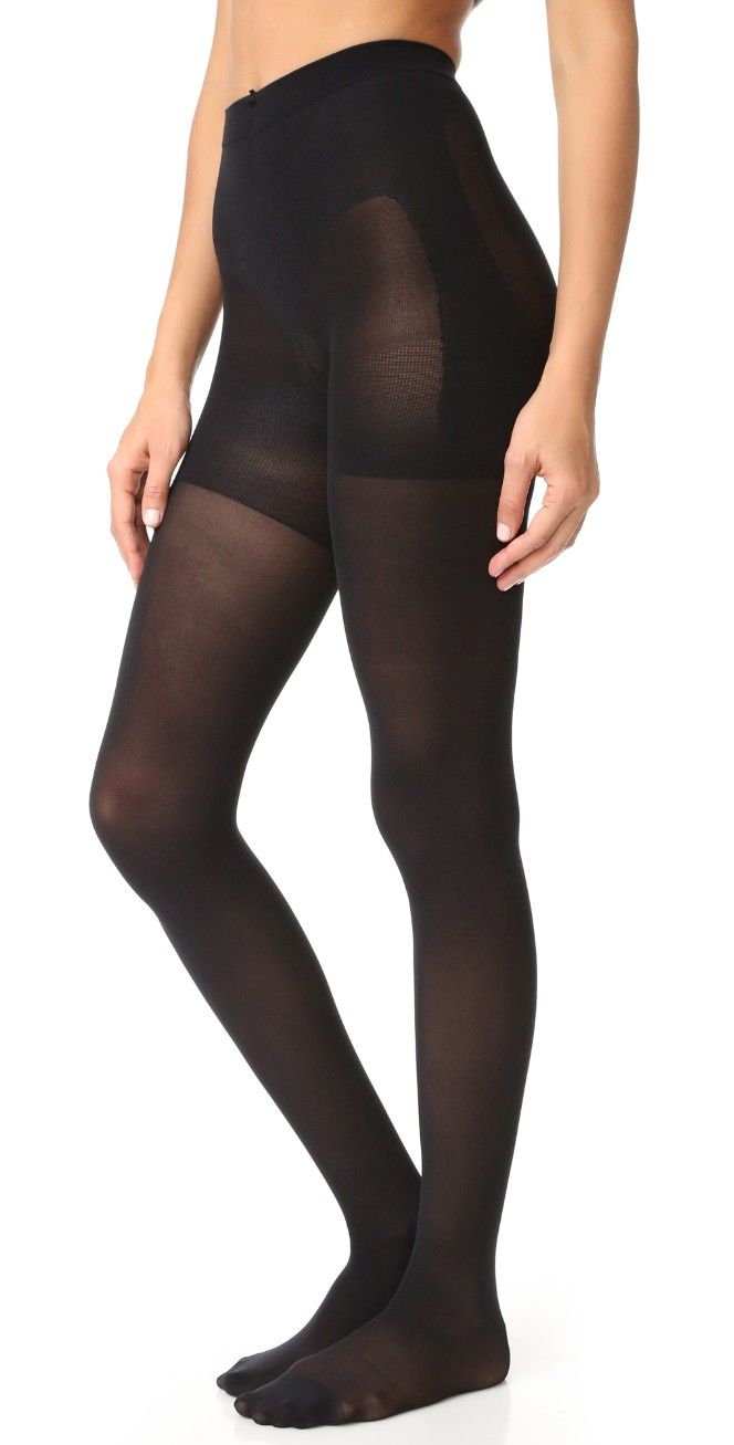 SPANX Luxe Leg Bootyfull Sheer Tights | SHOPBOP