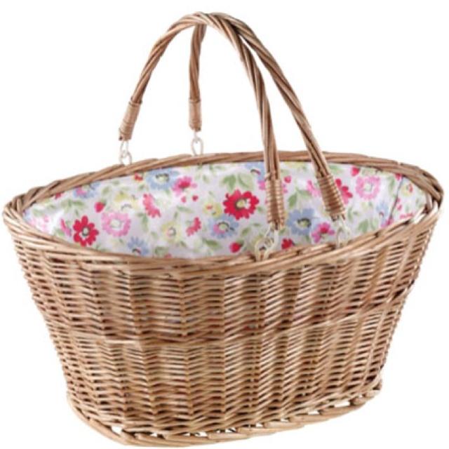 Cath kidston outdoors basket