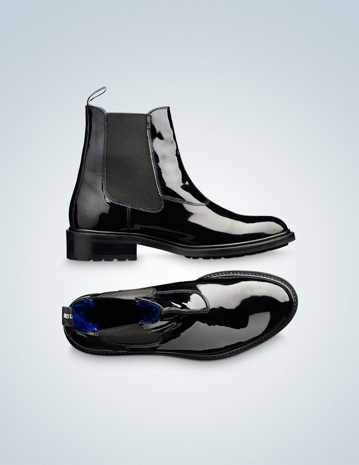 Obsess, obsess, obsess- Women's Chelsea-style Svea Boots by Tiger of Sweden