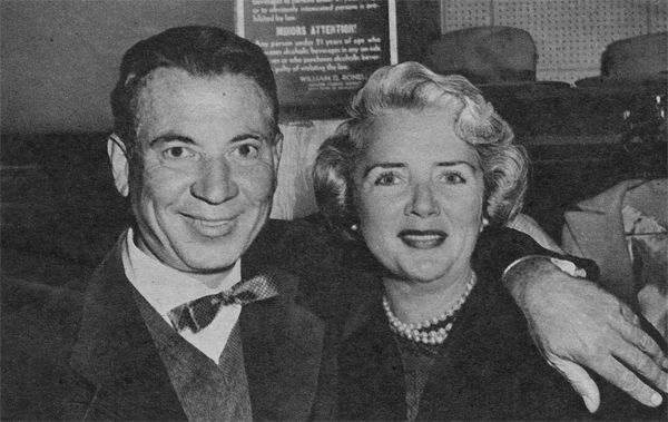 Harpo and Susan Marx