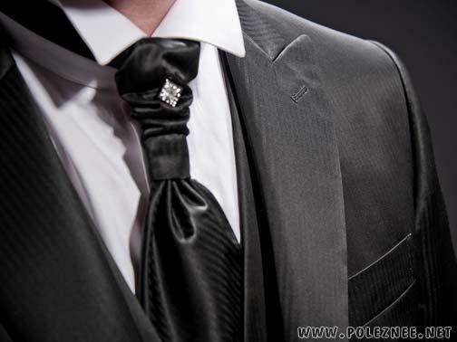 Как правильно чистить мужской костюм