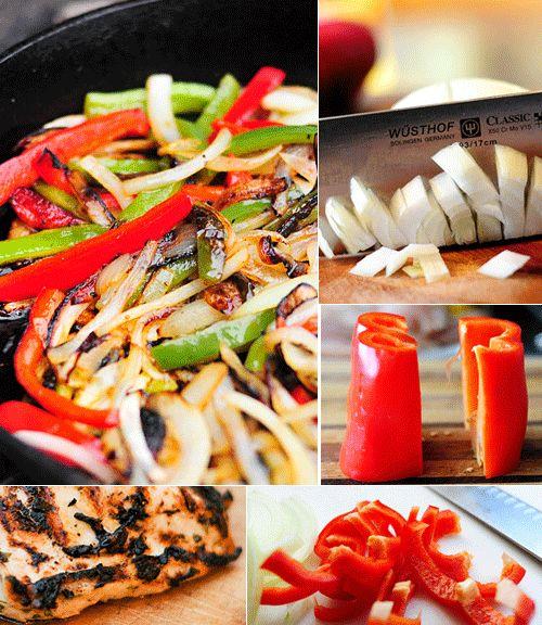 Cucinare Ricette Messicane: Come Preparare le Fajitas