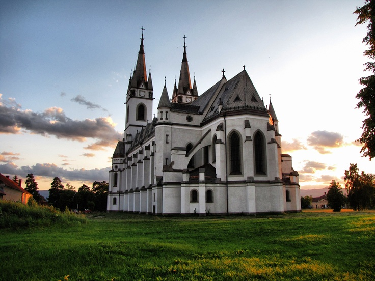 Church in Transylvania, Romania