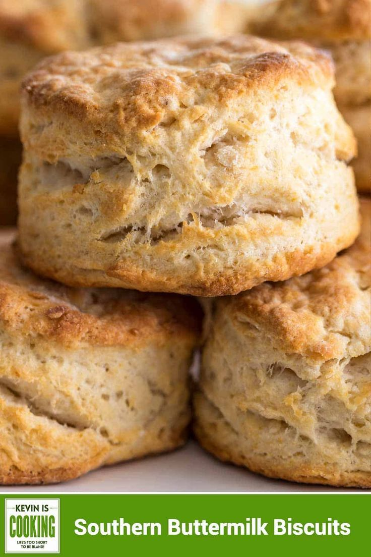 My Southern Buttermilk Biscuits Use Self Rising Flour Shredded Frozen Butter And Buttermilk Laminate Fo Buttermilk Biscuits Southern Buttermilk Biscuits Food