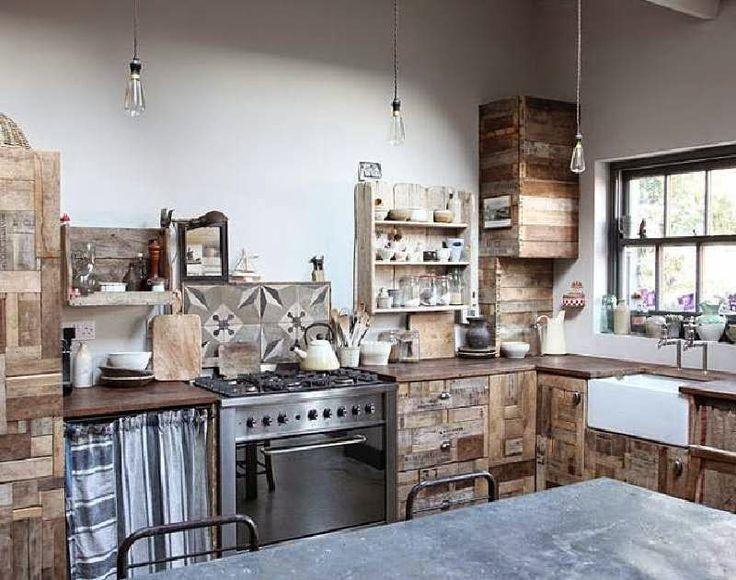 Mejores 52 imágenes de Cocinas en Pinterest | Ideas para casa ...