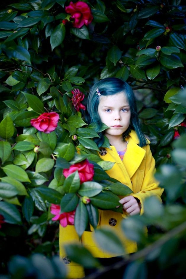 Coraline. Mom Photographs Her Daughter As Various Iconic Characters, And The Results Are Amazing • Page 2 of 5 • BoredBug