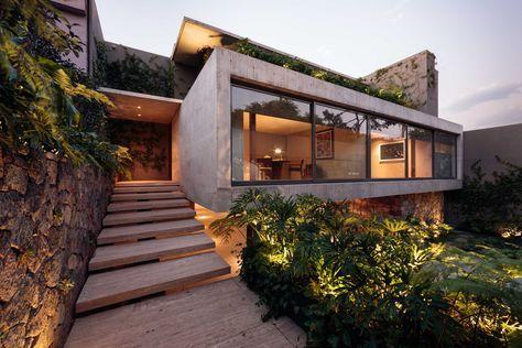 Caúcaso House,© Nasser Malek