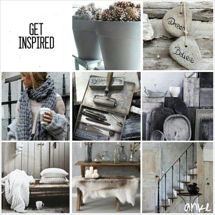 Moodboard | Inspiratie #styling #ankemosselman