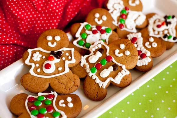 Totally Tacky Ugly Sweater Holiday Party Desserts