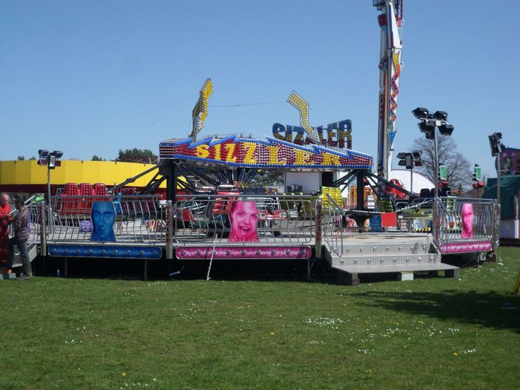 Sizzler At Redhill Fun Fair